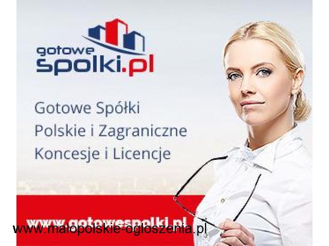 Gotowe Spółki w Bułgarii, Anglii, Gotowe Fundacje, Czechach, Rumunii, Węgry, na Łotwie, Hiszpania, E